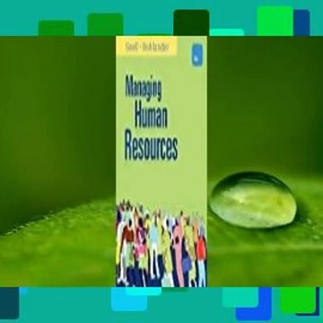 Full version  Managing Human Resources  Review