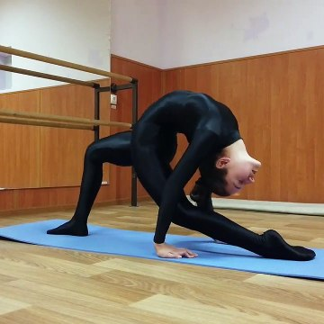 Splits Flexibility Stretches Professional Contortion
