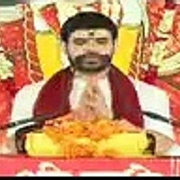 Shrimad bhagwat Katha Krishna arti by gurav go swami maharaj