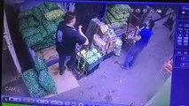 L'attaque sournoise d'un sac de légumes