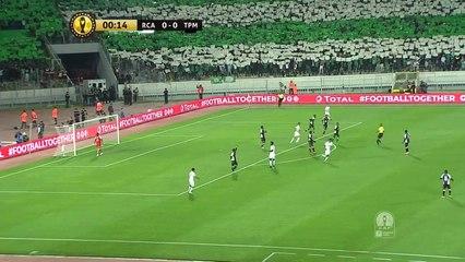 CAF C1 : RÉSUMÉ DU MATCH RAJA VS TP MAZEMBE 2-0 | SUIVEZ