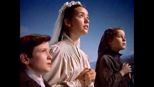 The Miracle of Our Lady of Fatima movie (1952)