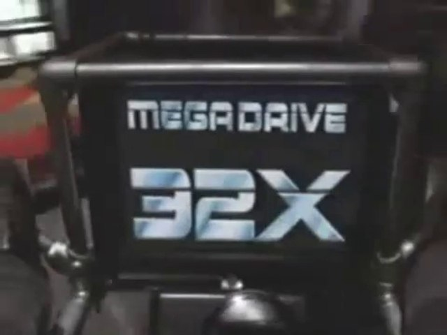 SEGA - Clasificado Mega Drive 32X (1994)
