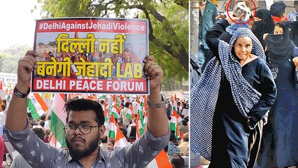 Delhi Youth Takes Out Rally Against 'Jehadi Violence'