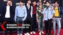 BTS Batalkan Konser Map of The Soul Karena Merebaknya Covid-19 di Korea Selatan