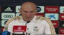 """26e j. - Zidane sur le Clasico : """"Une opportunité de changer les choses"""""""