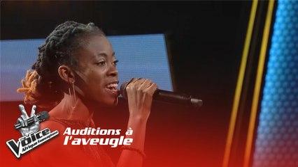 Lady E - Toutce que tu es| Les Auditions à l'aveugle | The Voice Afrique Francophone | Saison 3