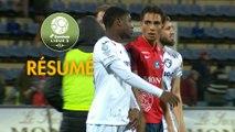 Châteauroux - Havre AC (0-3)  - Résumé - (LBC-HAC) / 2019-20