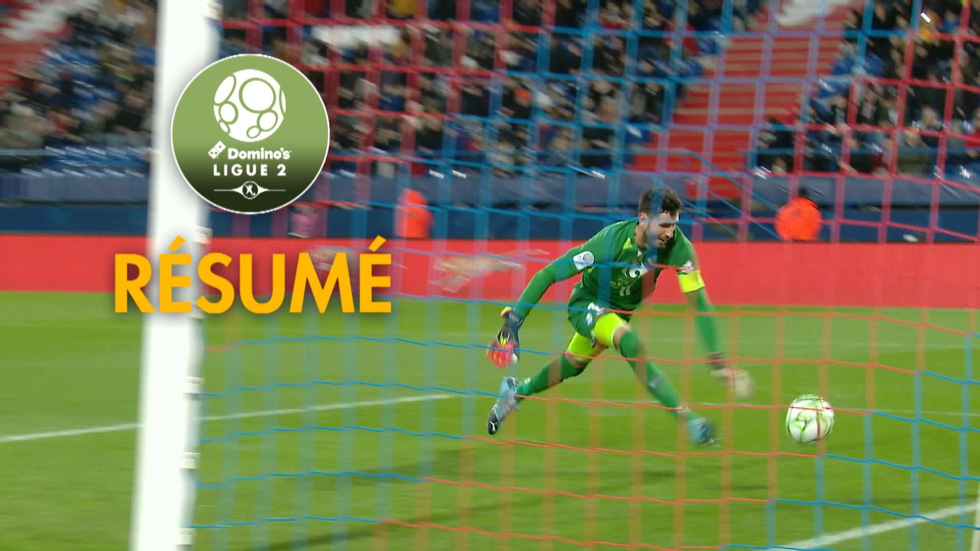 SM Caen - Grenoble Foot 38 (2-0)  - Résumé - (SMC-GF38) / 2019-20