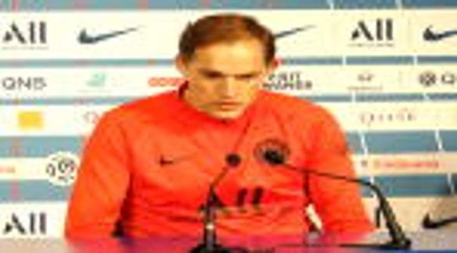 """Ligue 1 - Tuchel """"pas inquiet"""" face au coronavirus"""