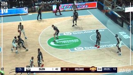 Rasheed Sulaimon Points in Dijon vs. Orleans