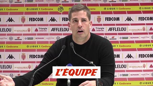 Moreno «Parler d'Europe aujourd'hui n'a pas de sens» - Foot - L1 - Monaco