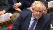British Prime Minister Boris Johnson And Partner Announce Pregnancy And Engagement