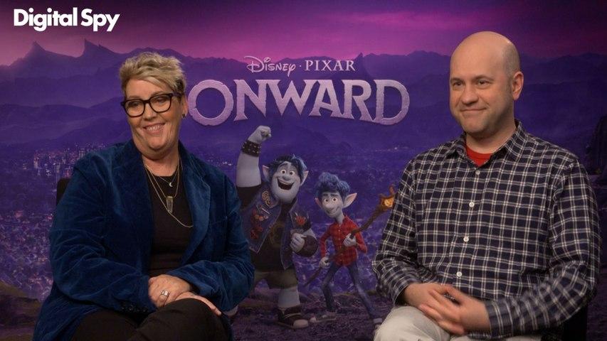 Kori Rae & Dan Scanlon on creating Onward