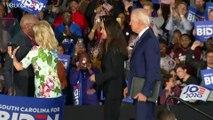Caucus en Caroline du Sud : première victoire pour Joe Biden
