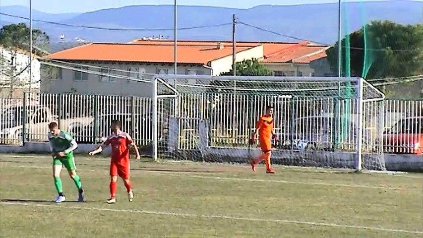 Δάφνη Λιβανατών-Μαλεσίνα 0-3