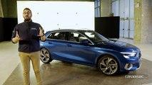 Nouvelle Audi A3 Sportback (2020) : le trio au complet