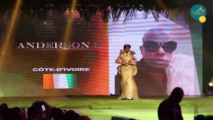 Afrik Fashion Show 14: Anderson D rend hommage au regretté Eloi Sessou et fait trembler le palais des congrès...
