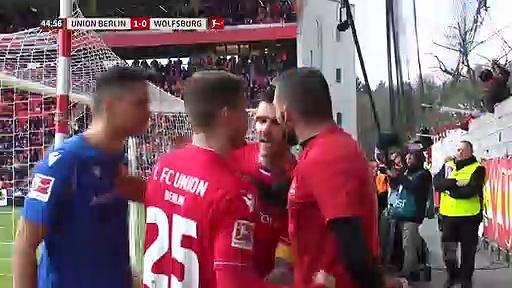 Union Berlin - Wolfsburg (2-2) - Maç Özeti - Bundesliga 2019/20