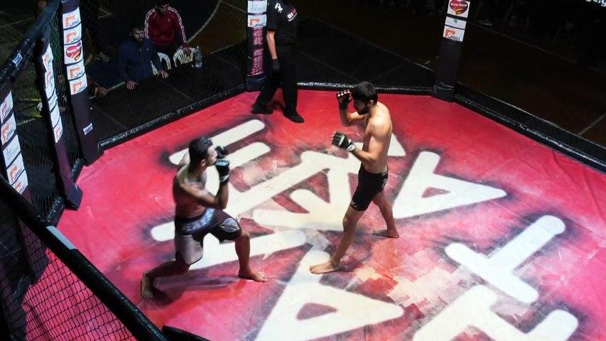 «Throwdown 6 M.M.A. Championship» στη Λιβαδειά