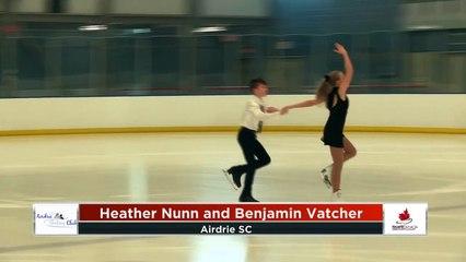 Juvenile Pattern Dance 1&2 2020 Calgary Winter Combined Invitational - Rockyview County Arena