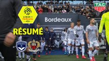 Girondins de Bordeaux - OGC Nice (1-1)  - Résumé - (GdB-OGCN) / 2019-20