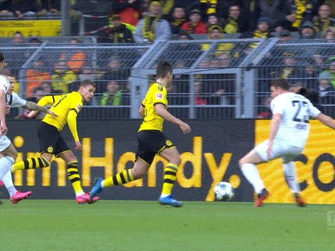 24e j. - Dortmund assure le minimum
