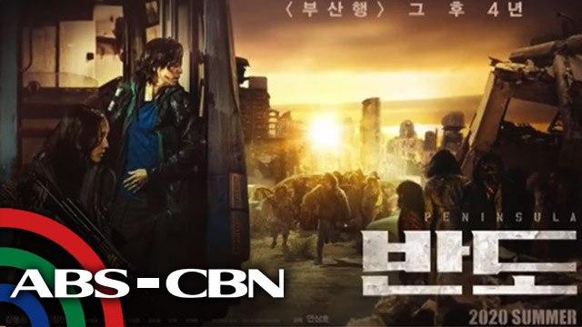 Posters ng sequel ng 'Train to Busan,' inilabas na   UKG