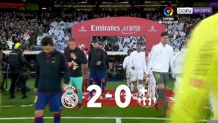 Real Madrid 2-0 Barcelona | LaLiga 19/20 Match Highlights