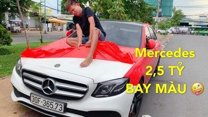 Liều Mạng Phá Huỷ Mercedes 2,5 Tỉ Của Sếp Mai Và Cái Kết Nghỉ Việc - Nghịch Ngu Có Tiếng