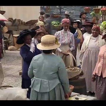 Self Made Madam C. J. Walkerin elämä - Netflix