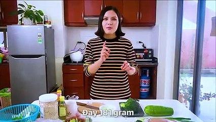 CHẬT VẬT NẤU BỮA ĂN EAT CLEAN - Challenge 7 ngày thay đổi - Vlog - Tuyết