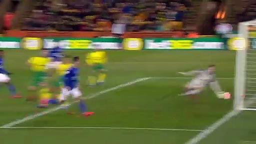 Norwich - Leicester (1-0) - Maç Özeti - Premier League 2019/20