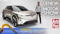 A bord du concept Renault Morphoz (2019)
