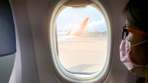 Coronavirus: How to avoid catching Covid-19 and other illnesses on a flight
