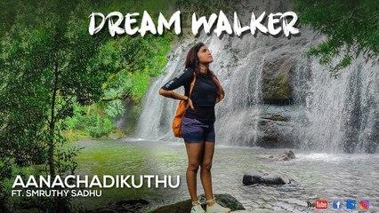 Aanachadikuthu Ft Smruthy Sadhu | Dream Walker | Let's Dream Let's Walk