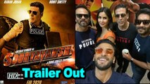 'Sooryavanshi' trailer out