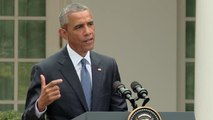 Obama Hesitant To Offer An Endorsement