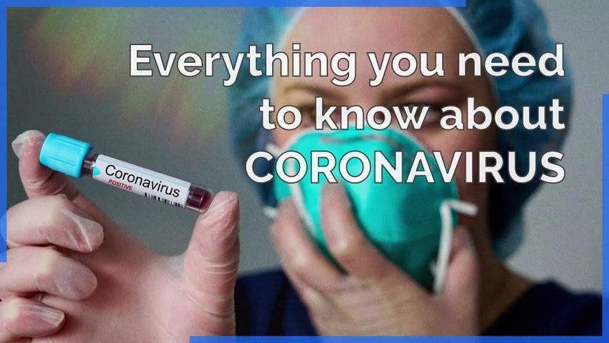 Practical advice about Coronavirus