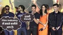 Reporter Calls Ranveer Singh 'Kameena' At Sooryavanshi Trailer Launch