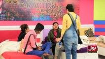 Champions With Waqar Zaka Episode 23  | Champions BOL House | Waqar Zaka Show Part  1