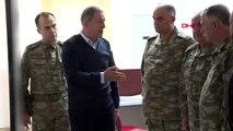 Bakan akar 2 bin 557 rejim askeri etkisiz hale getirildi akar harekat merkezinde