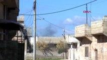 Suriye'de 35 bin nüfuslu sermin beldesi, hayalet kente döndü