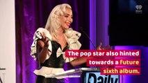 Lady Gaga Teases New Single & Album!
