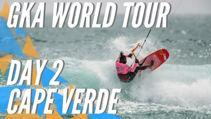 GKA Kite-Surf World Cup | Cape Verde 2020 | Competition Day 1