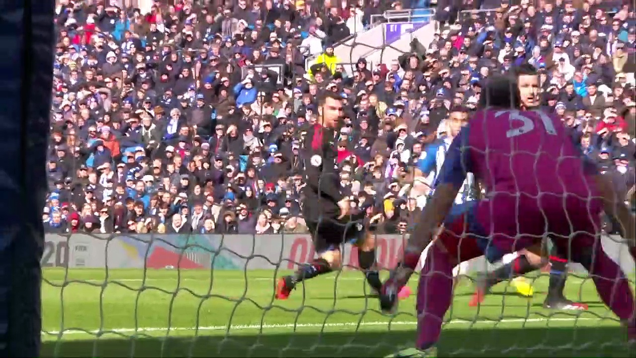 Brighton - Crystal Palace (0-1) - Maç Özeti - Premier League 2019/20