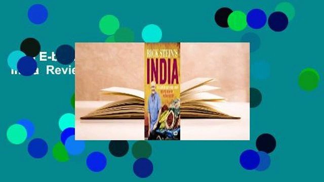 Full E-book  Rick Stein's India  Review