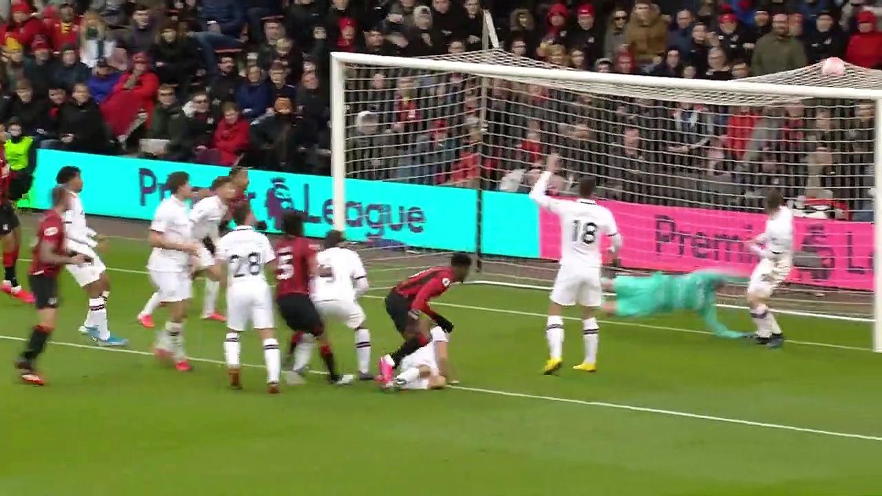 Bournemouth - Chelsea (2-2) - Maç Özeti - Premier League 2019/20