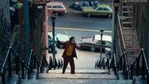 La scène du Joker... sans la musique !