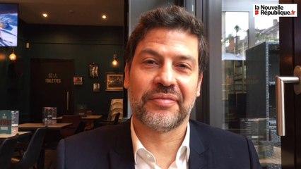 """VIDEO. Tours : cinq questions à Benoist Pierre, tête de liste """"C'est votre Tours """""""
